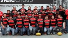 MARZOLA (BIELE GROUP) SPONSORS THE RUGBY TEAM FROM LA RIOJA