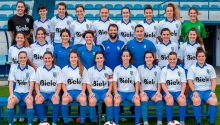 Biele Group sponsors the Azpeitia soccer team C.D.Lagun Onak
