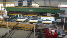 Vacuum Stacker delivered to largest Chinese aluminum producer